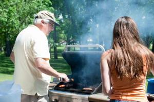 Father's Day Picnic 2015